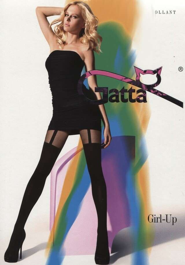 Punčochové kalhoty Gatta Girl-Up nr 01