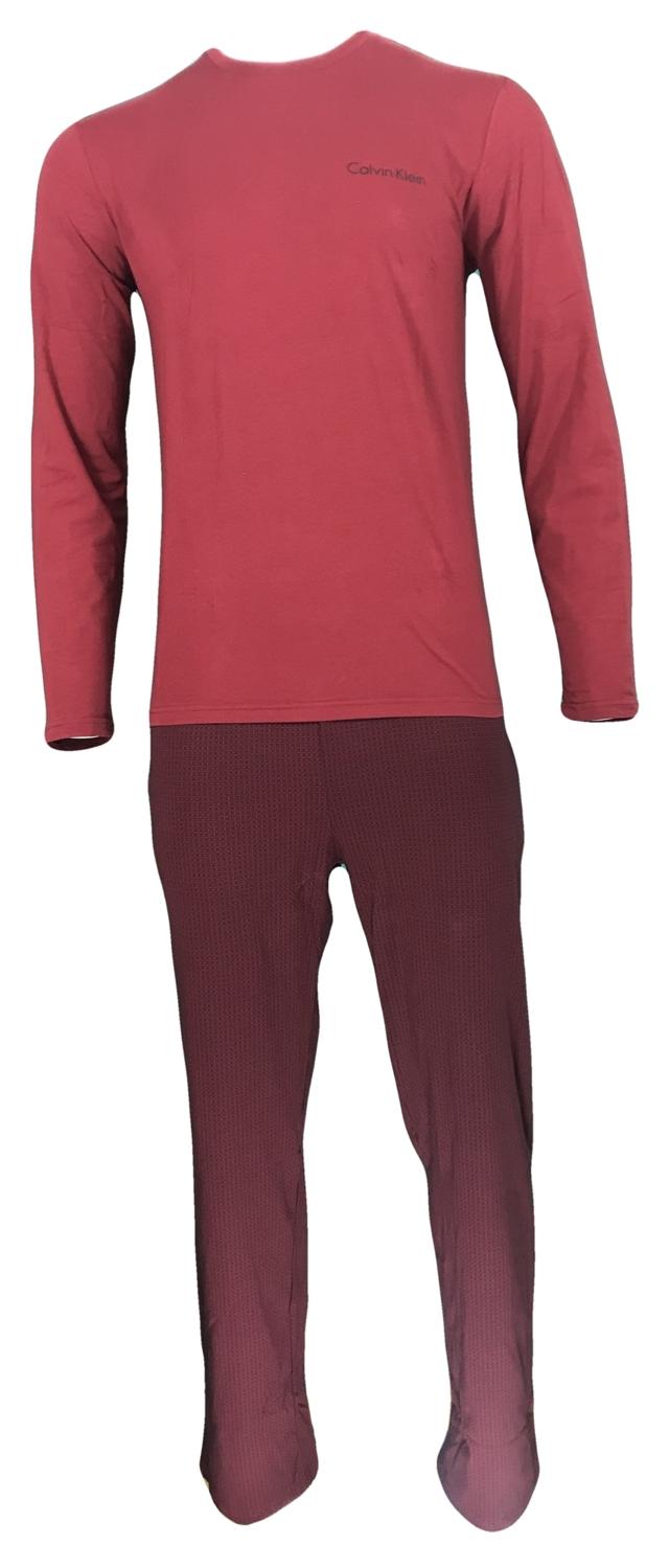 Pánský set NM1607E-QBN červená - Calvin Klein - M - červená