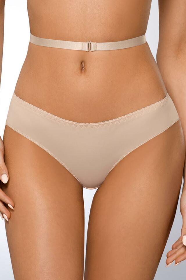 Kalhotky string Ava 146/69/S - XL - bílá
