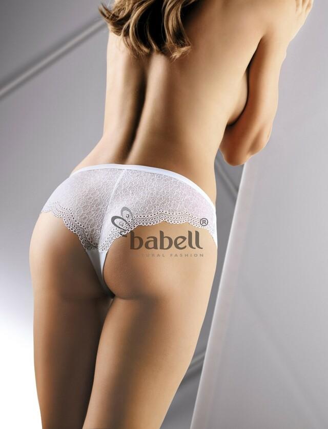 Kalhotky Babell BBL 071 - L - bílá