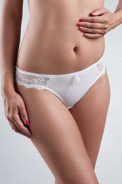 Tanga Elegant Angel Curves -Triumph - 36 - staro-růžová