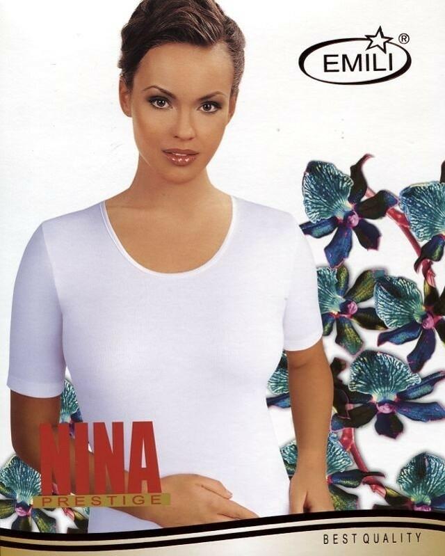 Košilka Emili Nina - XL - bílá
