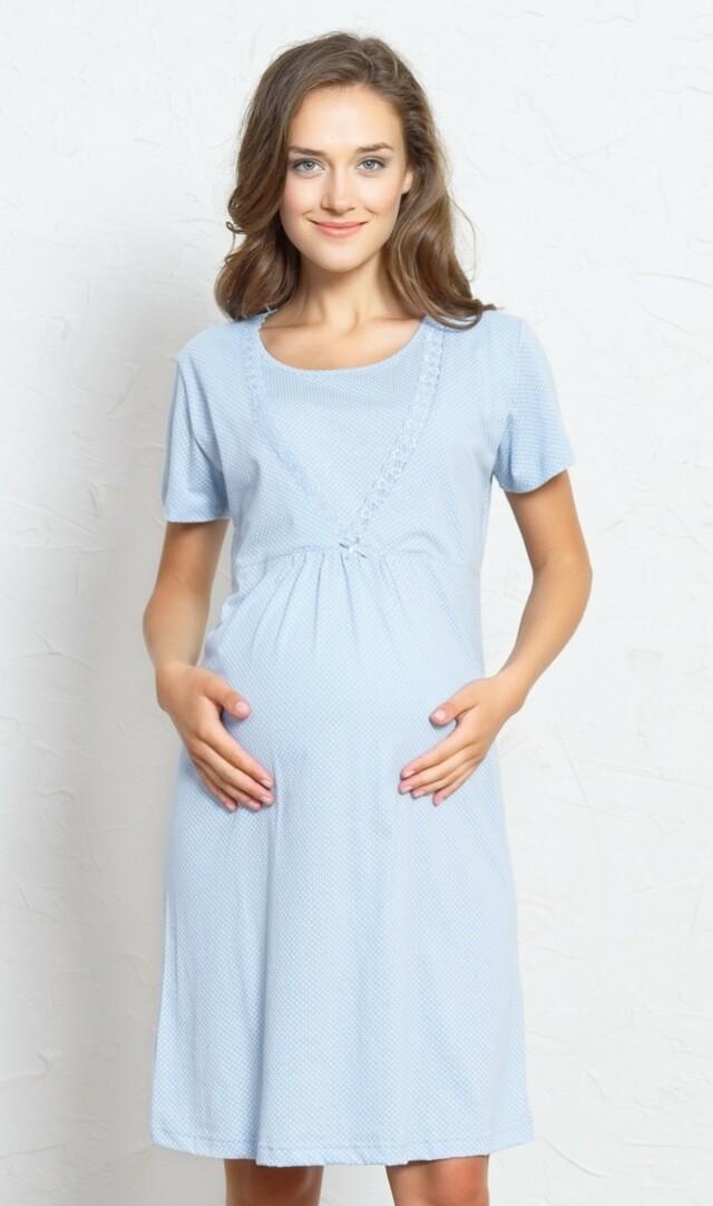 Dámská noční košile mateřská Vendy