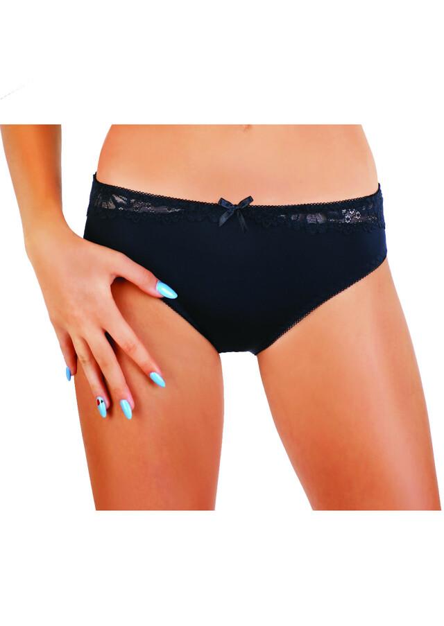 Dámské kalhotky Modo nr 06 - L - bílá