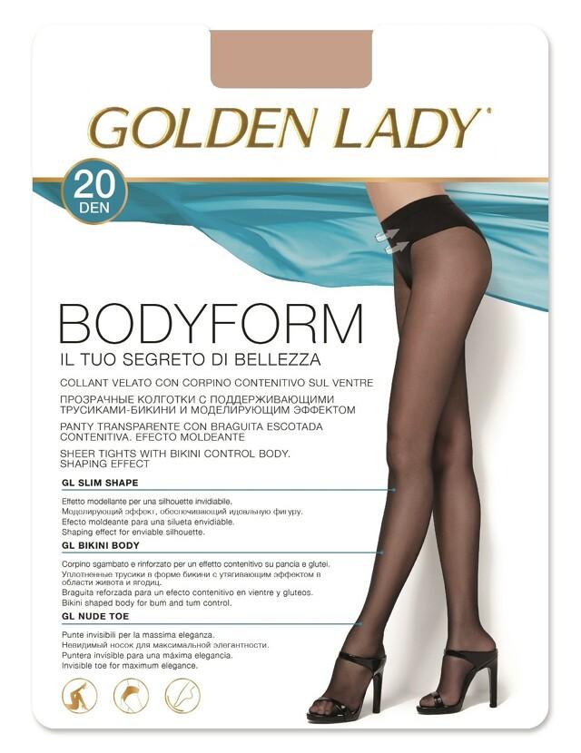 Punčochové kalhoty Golden Lady Bodyform 20 den
