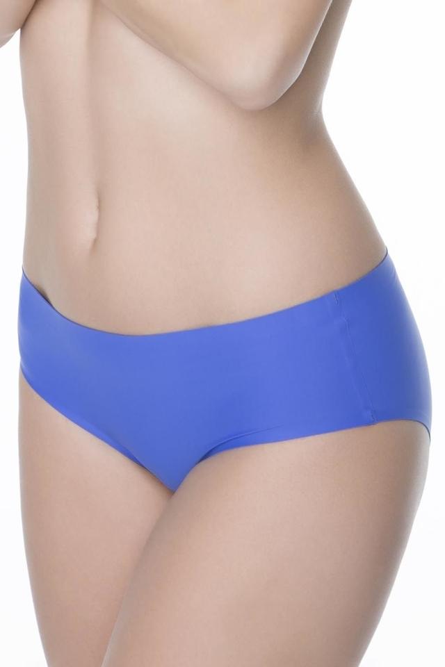 Dámské kalhotky Simple blue - XL - modrá