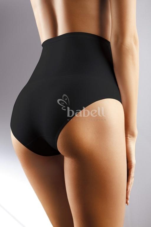 Dámské stahující kalhotky 073 - Babell - 2XL - černá