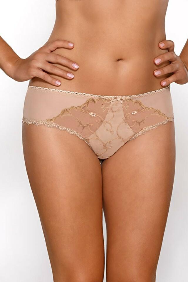 Dámské kalhotky 1512 - L - zlatá