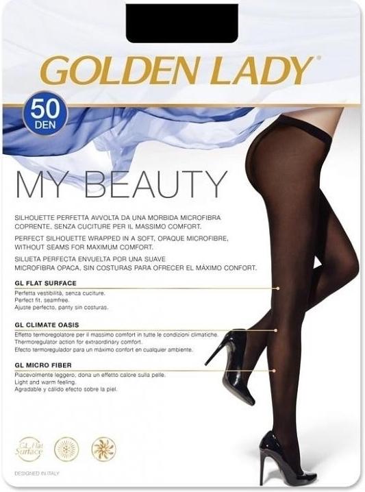 Punčochové kalhoty Golden Lady My Beauty 50 DEN