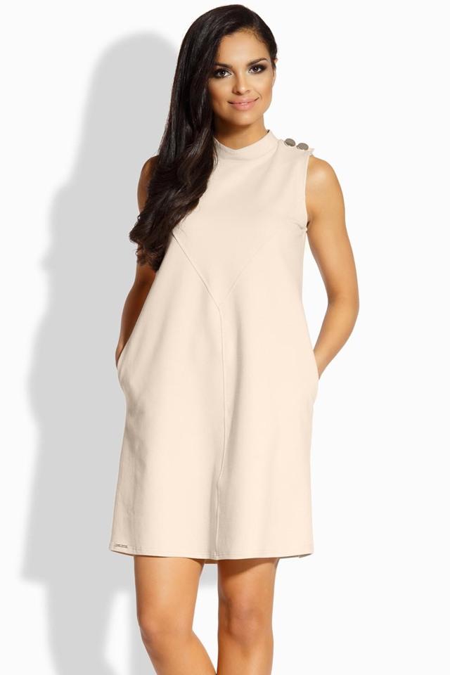 Dámské šaty Lemoniade L198 - S - červená
