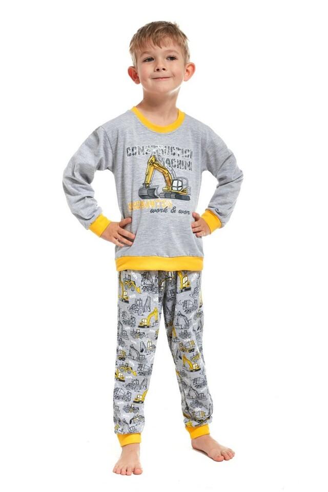 Chlapecké pyžamo 593/57 Machine