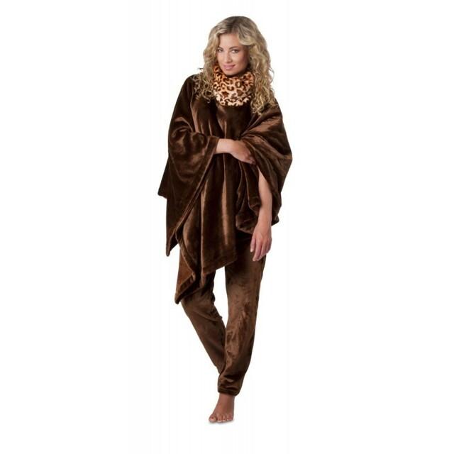 Dámské županové kalhoty Jungle 69568852 - Vestis - M - hnědá