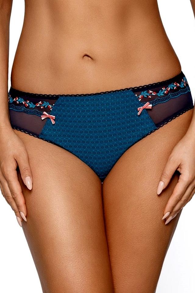 Dámské kalhotky 1736 Blue lagoon - M - modrá