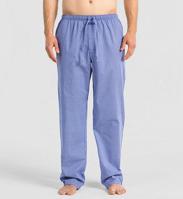 Pánské pyžamové kalhoty NM1118E - Calvin Klein