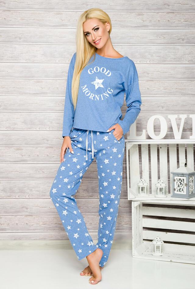 Dámské pyžamo Taro Nadia 1190 dl/r S-XL N