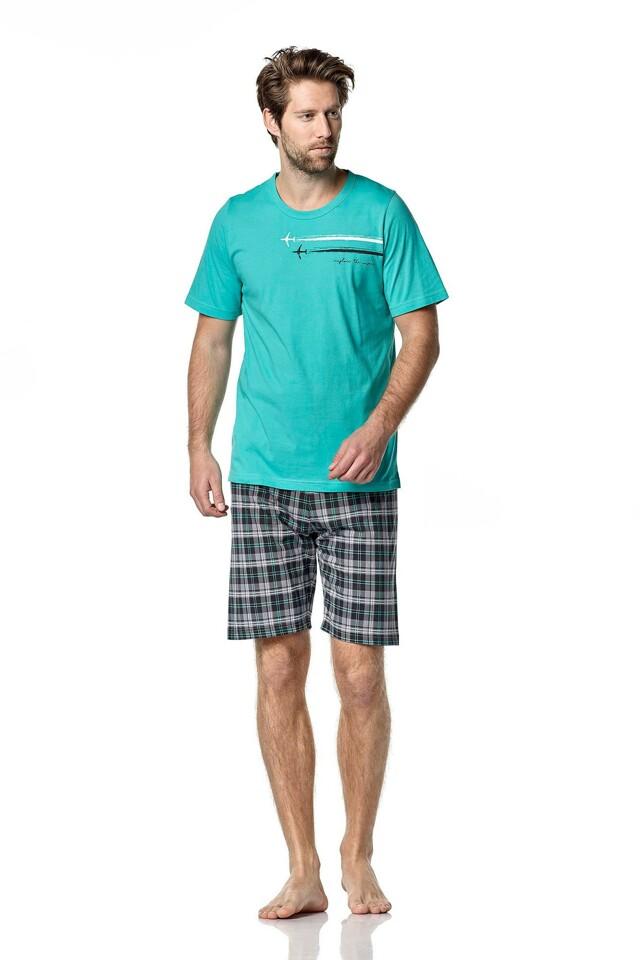 Pánské pyžamo 5048 - Vamp - L - originál