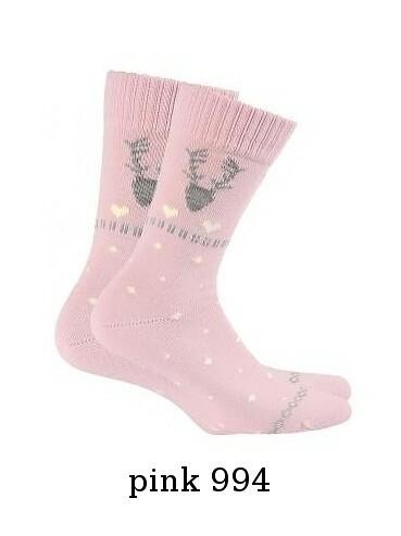 Dámské ponožky Wola W 84.139 - univerzální - černá d1b73d65b4