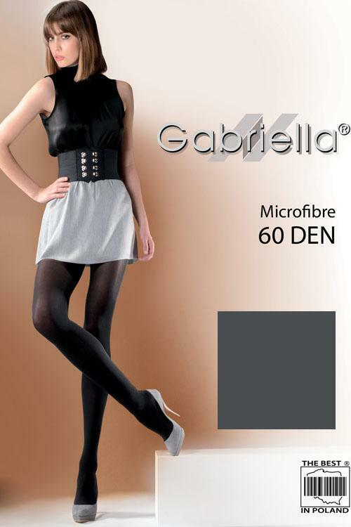 Punčochy Gabriella Microfibre 60 Den Code 122