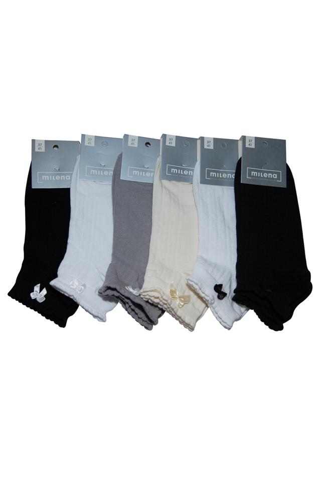 Dámské kotníkové ponožky - 37-41