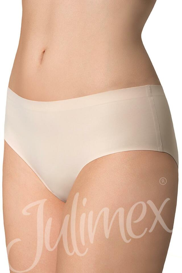 Kalhotky Kalhotky Julimex Lingerie Simple panty - M - béžová