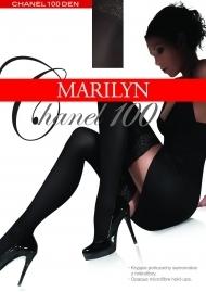 Samodržící punčochy Chanel 100 Marilyn - Gemini