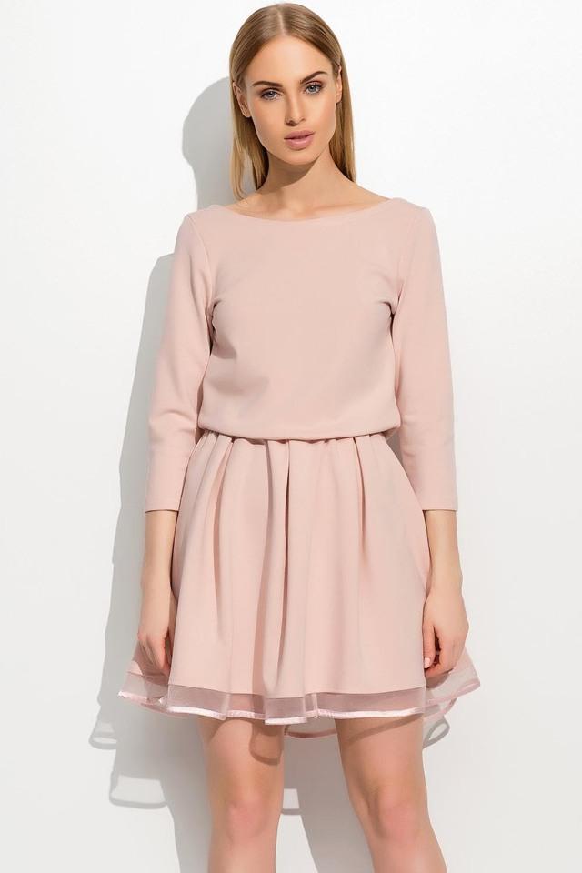 Společenské šaty model 60903 Makadamia - 42