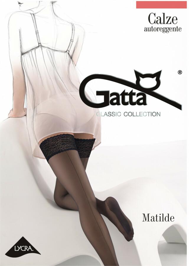 Punčochy Gatta |Matilde lycra 20 den