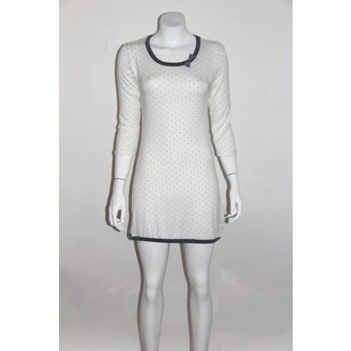 Dámská noční košile 827 bílá - Cocoon Secret - XL - bílá 864dabf079
