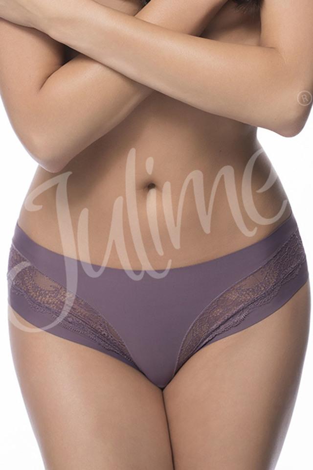 Dámské kalhotky Julimex Lingerie Flirty Kiss - S - černá