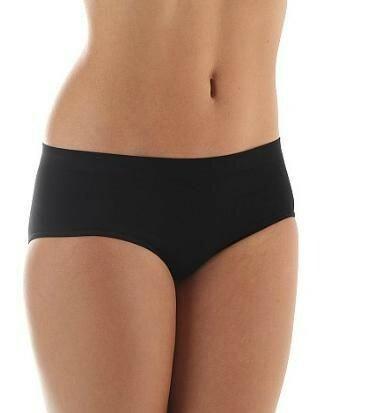 Dámské kalhotky HI00090A - Brubeck - S - černá