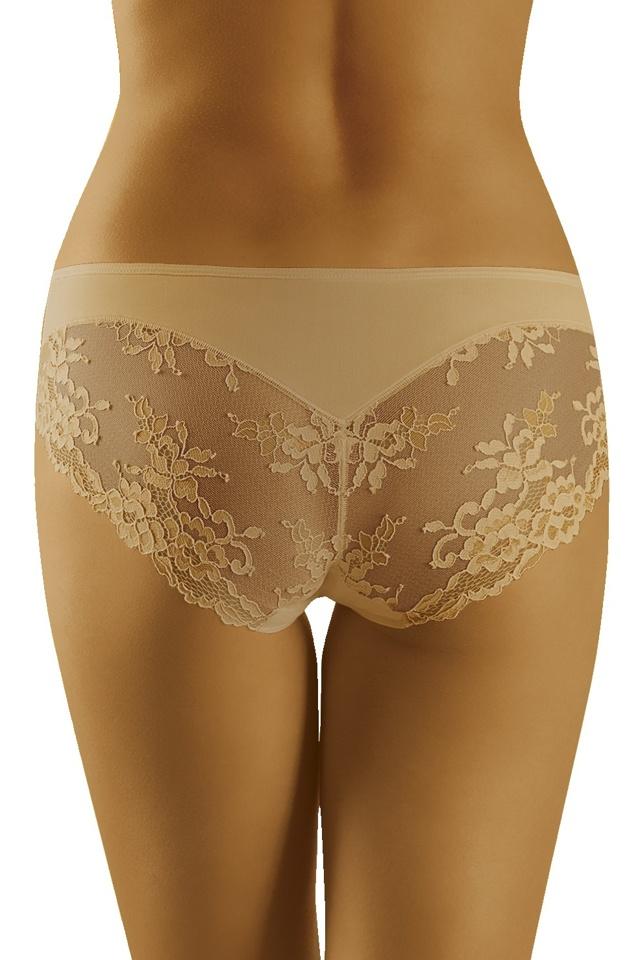Dámské kalhotky Aria béžové - XL