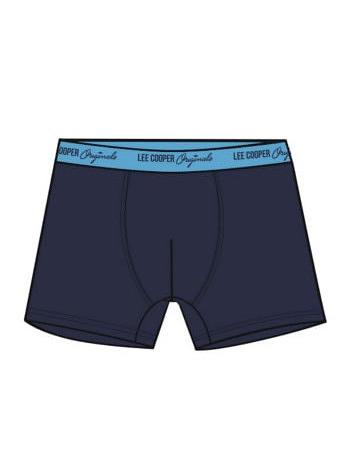 Pánské boxerky Lee Cooper 33936 - XL - modrá
