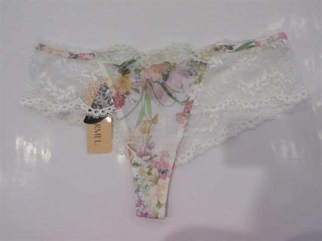 Panty ACC0431 - Lise CHarmel - L - květinový print