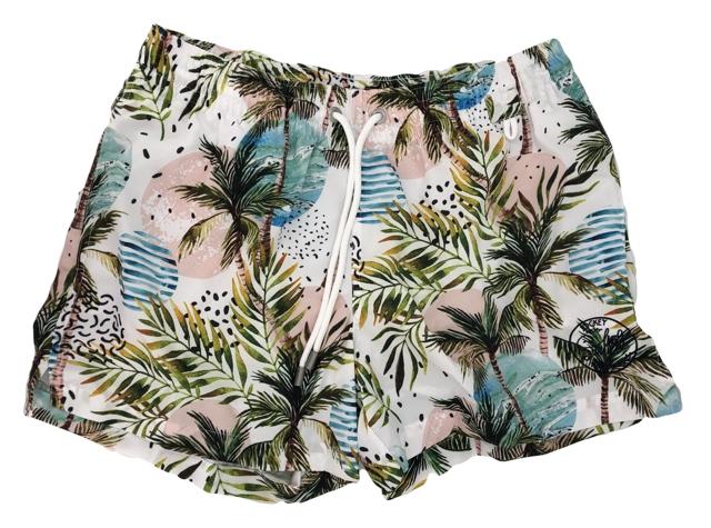 Pánské šortky 61747 vzor - Jockey - M - vzor