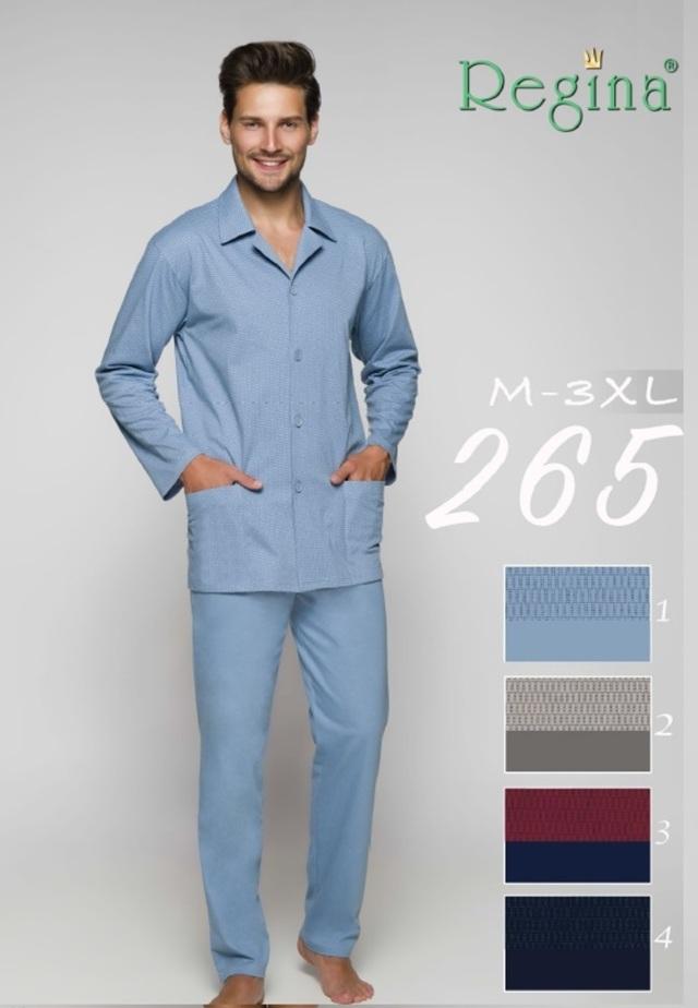 Pánské pyžamo 265A - REGINA