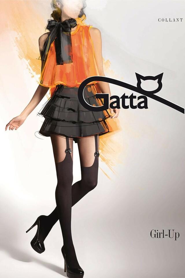 Punčochové kalhoty Girl-Up 18 - Gatta