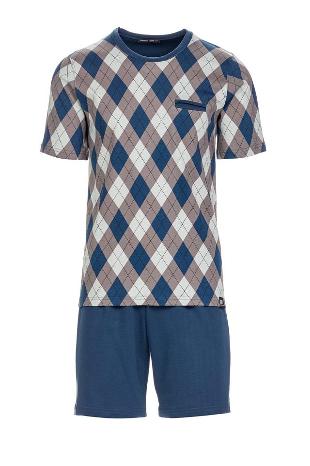 Vamp - Pánské pyžamo 13752 - Vamp - xxl