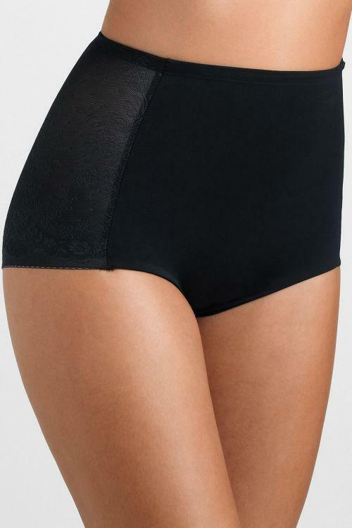 Kalhotky Cool Sensation Highwaist Panty - Triumph - 36 - meruňková
