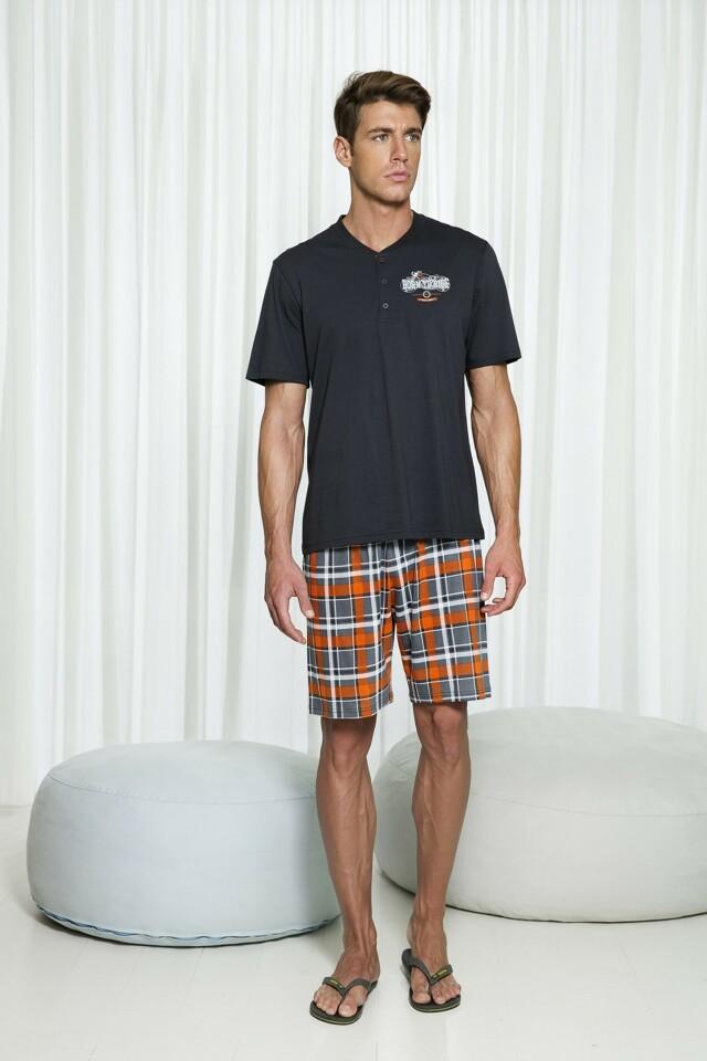 Pánské pyžamo 6175 - Vamp