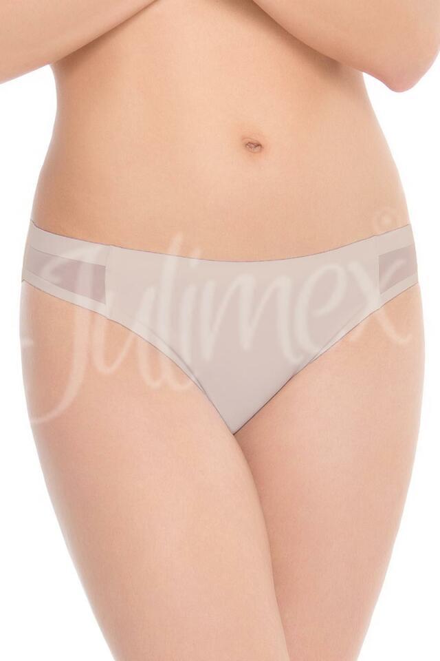 Kalhotky Julimex Lingerie Bikini panty - M - černá