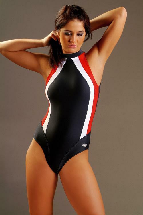 Jednodílné plavky gWINNER Olivia
