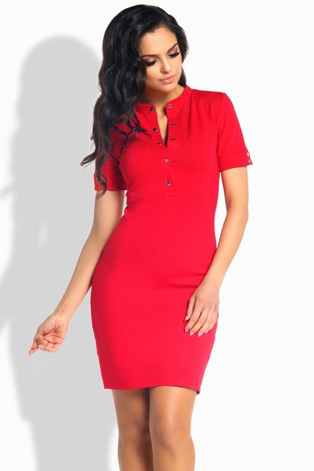 Dámské šaty Lemoniade L191 - M - béžová