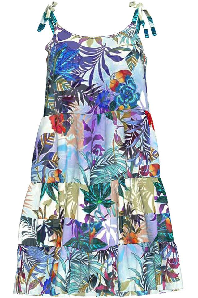 Plážové šaty 00-10-6951-398 - Vamp