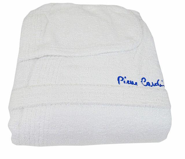 Župan bílý -  Pierre Cardin