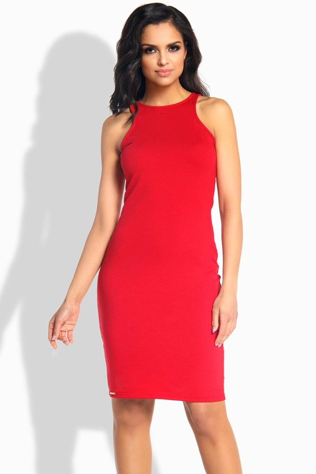Dámské šaty Lemoniade L185 - L - béžová