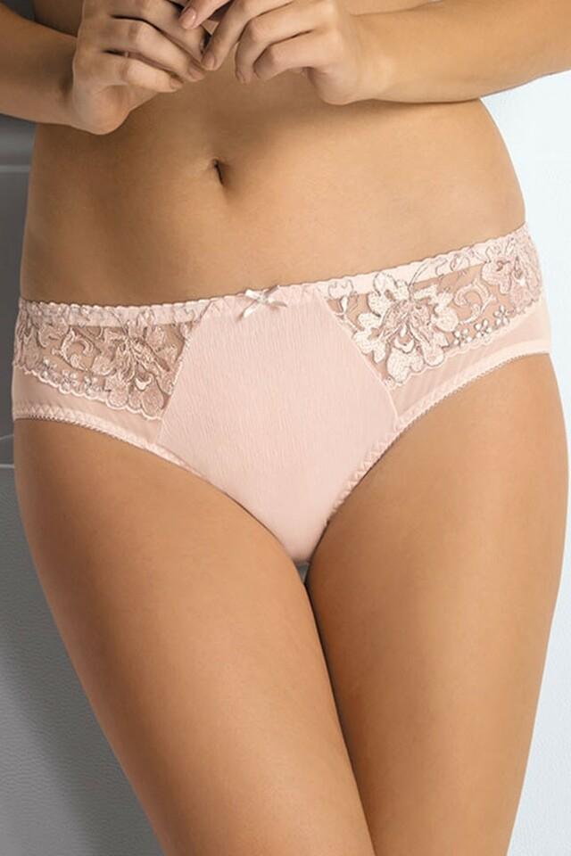 Dámské kalhotky 1274 - XL - růžová