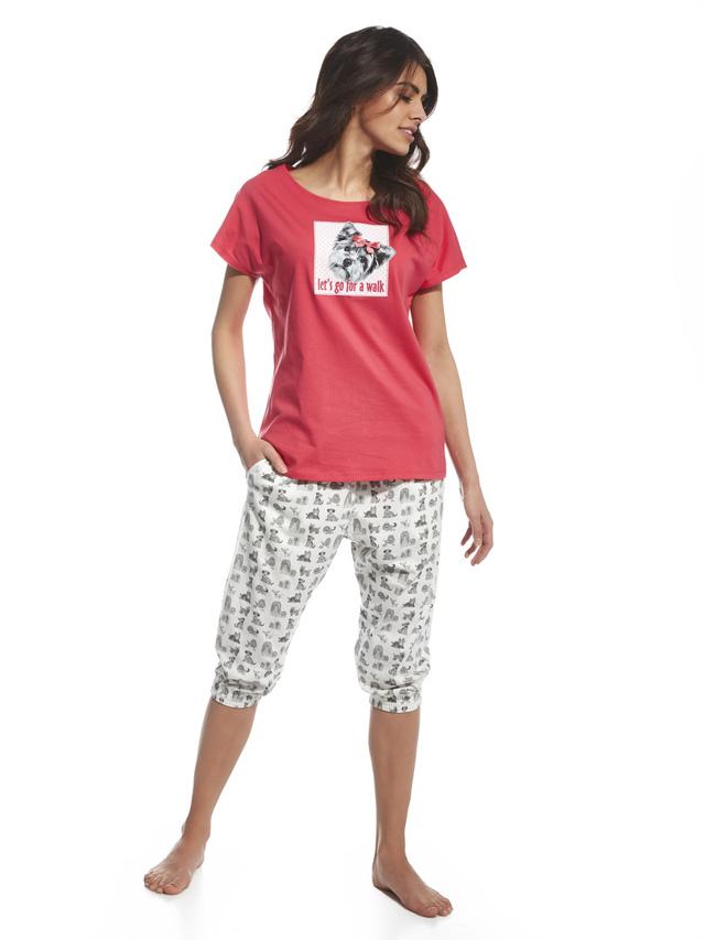 Dámské pyžamo 063/97 LET'S GO - CORNETTE