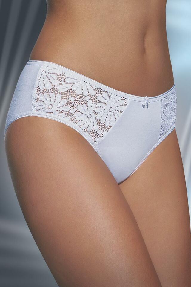 Kalhotky Darex 13 - S - bílá