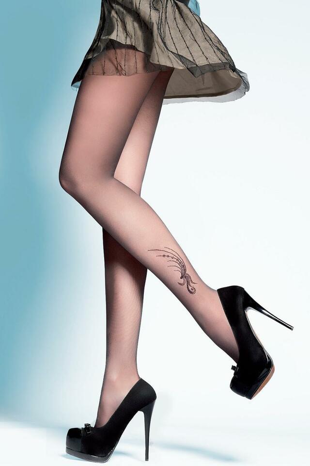 Punčochové kalhoty Gabriella Polina Code 315
