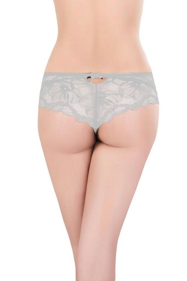 Dámské kalhotky 42 white - MODO - S - bílá